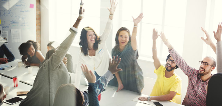Boost workplace diversity