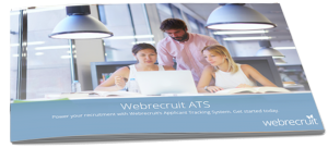 Webrecruit ATS Brochure